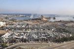 레바논 베이루트서 대형 폭발…100명 이상 사망