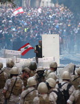 레바논 정권퇴진 시위 유혈사태…총리는 조기총선 제안
