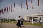 """북한 매체 """"전쟁 위기 올 것""""…한미연합훈련 중단 요구"""