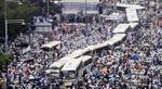 민주당 '광화문 불법' 통합당 책임론 부각