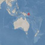 파푸아뉴기니 코코포 북북동쪽서 지진 일어나…'규모 6.0 지진'