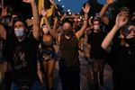 흑인 총격 사망…불 붙은 항의 시위
