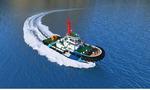 500t급 친환경 LNG 예방선 설계 마무리