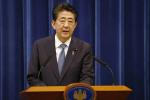 """아베 일본 총리 """"사임하기로 했다"""" 공식 표명"""