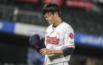 박세웅 4이닝 5실점 부진... 롯데, kt에 2-11로 대패