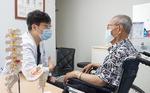 우리들병원, 93세 고령환자 척추 수술 성공