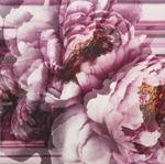 [아침의 갤러리] '기억의 정원 purple lisianthus'- 김성연 作
