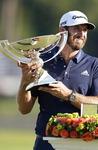 178억 원 주인공은 존슨…PGA 투어 챔피언십 우승