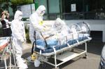 고신대병원, 유행성 감염병 대응 모의훈련 성료
