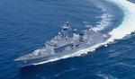 대우조선, 구축함 성능개량 국내 첫 성공
