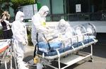 고신대병원, 병동·외래 동시 감염병 대응 모의훈련