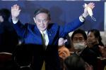 '아베 최측근' 스가 자민당 총재 당선…16일 차기 총리 확실시