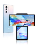 LG 새 전략폰 '윙'…돌렸더니 숨은 화면이