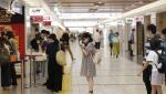 일본, 코로나19 신규 확진 다시 500명대...'13명 사망'