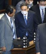 일본 새 총리로 스가 선출…오늘 내각 출범