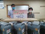 용호1동 지역사회보장협의체 위원, 『홀로어르신을 위해 김 세트』 기부