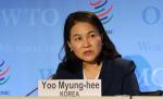 유명희 통상교섭본부장, WTO 사무총장 선거 2차 라운드 진출