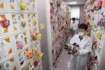 건강식품 모임發 2명 추가…부산역 환경미화원도 집단감염(누적 3명)