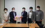 부산 동래구의회, 추석맞이 사회복지시설 방문 및 성품 기탁