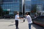 산단공 부산본부, 추석맞이 청렴·안전 캠페인 진행