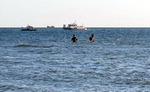 다대포 바다 뛰어든 중학생들…1명 사망·1명 실종·2명 구조