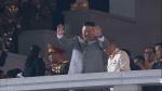 북한, 노동당 창건 75주년 열병식 중계…김정은 연설