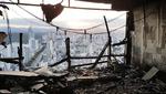 울산 화재 피해조사에만 열흘…이재민 이주·보상 어쩌나