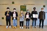 신라대 학생발명동아리, 국내 및 국제발명대회서 '대상' 등 수상