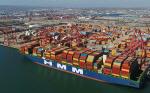 '수출기업 백기사' HMM, 부산~롱비치 더 큰' 컨'선 임시편