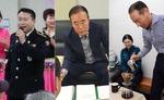 동네가수 팀장, 사주 봐주는 형사…'재주꾼 부산경찰' 재능 기부 화제