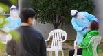 검체채취 공무원도 감염…해뜨락병원發 8명 추가
