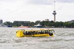 '해운대~수영~광안리' 땅·물위 오가는 수륙양용버스, 이르면 내년부터 달린다