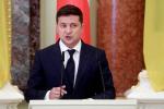 우크라이나 대통령 코로나19 확진 판정