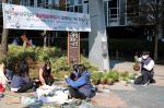 경남정보대학교, 부산 사상구청과 함께 거리환경 조성에 앞장서