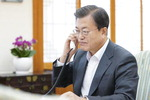 """바이든 """"북핵 문제 해결 한국과 긴밀히 협력"""""""