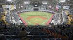 한국시리즈 4차전 매진…관중 5100명 입장