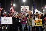 마스크 불태우고 통금 반발…미국 곳곳 방역지침 거부 시위