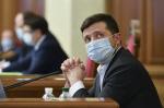 우크라이나 대통령, 코로나19 발병 2주 만에 완치