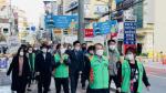 해운대구 반여1동 자율방재단, 겨울철 화재예방 캠페인