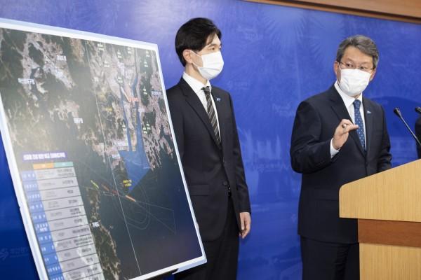 변성완 결심 굳혔나…보궐선거 설명회 참석
