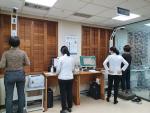 건협 부산검진센터, 검진고객 대상 건강캠페인 실시