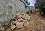 동래읍성 붕괴 전조 1년 만에 보수 '빈축'