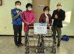 광안2동 바르게살기운동위원회 어르신 보행기 지원