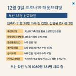 [한 장 요약] 9일 코로나19 대응 브리핑