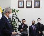 김종인 '이명박·박근혜 과오' 사죄…둘로 갈라진 야당 부산 후보군