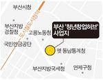 부산 '청년창업허브' 내년 조성 본격화