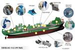 해양쓰레기 처리 LNG-수소 선박 만든다