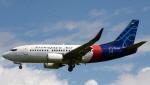 인도네시아 보잉 737여객기 바다로 추락