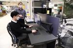 재택근무 질 높이는 인체공학 의자