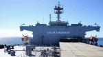 '한국케미' 나포한 이란, 신형 함정 동원해 대규모 해상 훈련 실시